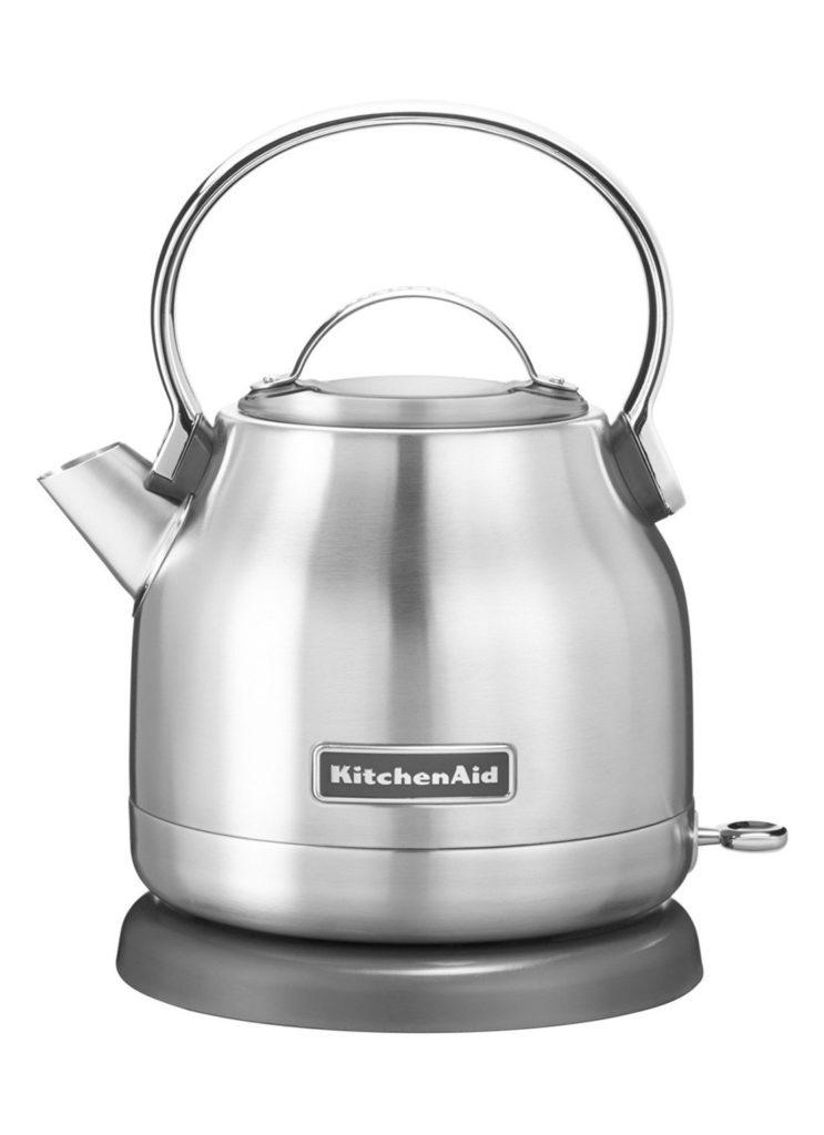 KitchenAid Artisan Classic Waterkoker 1,25 liter 5KEK1222ESX Roestvrij staal